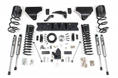 """Lifts - BDS Lifts - BDS - BDS  4"""" LIFT KIT  2014-2018 RAM 2500  POWER WAGON  4WD  (1636H)"""