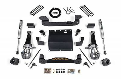"Lifts - BDS Lifts - BDS - BDS   5.5"" Lift Kit  2015-2019 Colorado/Canyon  (722H)"