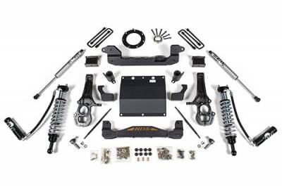 BDS - BDS Suspension Lift Kit - 5.5in Front C/O /3in Rear (722F)