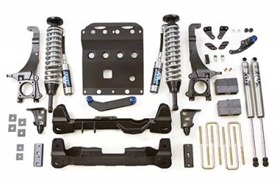 BDS - BDS Suspension Lift Kit - 6in Front C/O /4in Rear Block (815F)