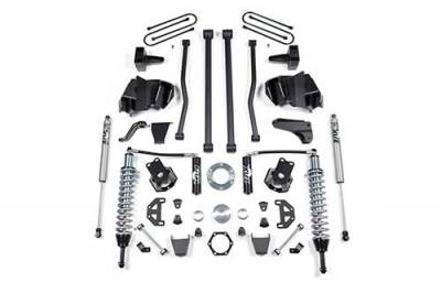 "BDS - BDS  8"" LONG ARM KIT  2009-2013 RAM 2500 / 2009-2012 RAM 3500  4WD  (632F)"