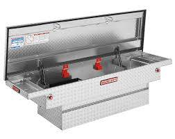 Weatherguard - Weatherguard   SADDLE BOX - STEEL (126-3-02)