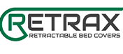 Retractable - Retrax Manual Bed Covers - Retrax - RETRAX ONE MX          2002-2008  Ram 1500  &  2003-2009 Ram HD  6.4' Bed   (60226)