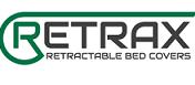 Retractable - Retrax Manual Bed Covers - Retrax - RETRAX ONE MX          2007-2020  Tundra Crewmax  5.5' Bed   w/ Deck Rail   (60840)