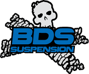 - BDS - BDS - Suspension Recoil Track Bar Mount Kit (121407)