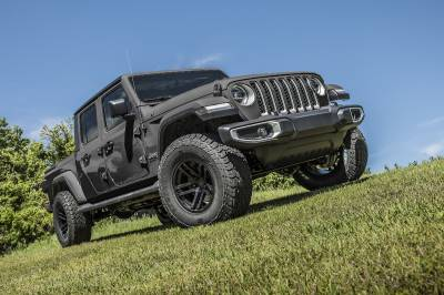 """BDS - BDS 2"""" Front Main Box Kit w/ Springs - Jeep Gladiator JT (014231)"""