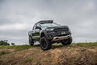 "BDS - BDS 6"" Suspension Lift 2019+ Ford Ranger 4WD (1547H)"