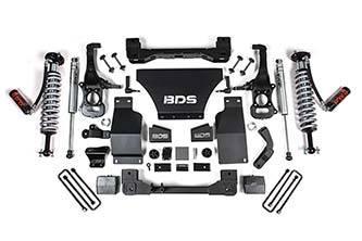 """BDS - BDS Suspension  6"""" Coil Over Lift  -  2019+ Silverado/Sierra  1500 4WD  (746F)"""