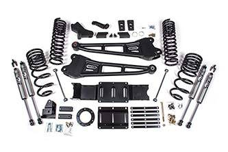 "BDS - BDS  4"" Radius Arm Lift Kit  - 2019+ Ram 2500 w/ Rear Coil Springs    (1660H)"