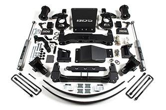 "Lifts - BDS Lifts - BDS - BDS   8"" Suspension Lift   2014-2018  Chevy/GMC 1500 4WD  (743H)"