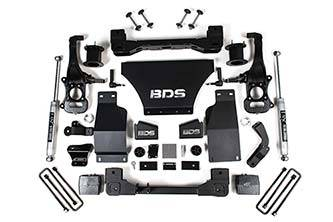 "Lifts - BDS Lifts - BDS - BDS    4"" Lift Kit  2019+ Chevy Trail Boss 1500/GMC AT4  1500 4WD(749H)"