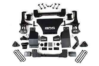 "BDS - BDS  4"" Lift Kit  2019-2020 Silverado/Sierra 1500 w/ ARC (750H)"
