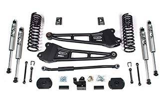 "Lifts - BDS Lifts - BDS - BDS  3"" Radius Arm Lift Kit  2019+ Ram 2500 w/ Rear Coil Springs  (1653H)"