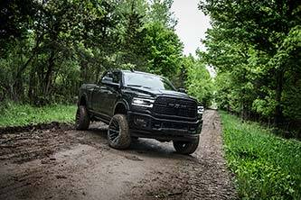 "Lifts - BDS Lifts - BDS - BDS  3"" Rear Box  2019 Ram 3500 w/o Overload  (012328)"