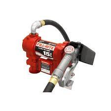 Pumps - Fill Rite Pumps - FillRite - FillRite  15 GPM, 12V DC Pump   Automatic Nozzle  (FR1210GA)