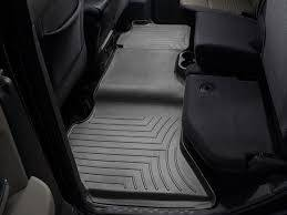 Weathertech - WeatherTech Rear FloorLiner  DigitalFit  Grey (4614365)