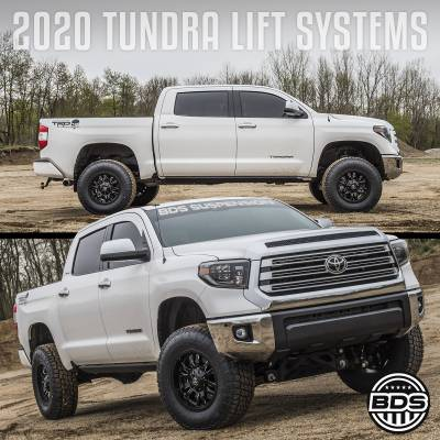 "Lifts - BDS Lifts - BDS - BDS  3"" Coilover Lift Kit  w/ FOX Shocks   2007+  Tundra  (824FSL)"