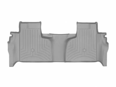 Floor Mats - Weathertech Floor Mats - Weathertech - WeatherTech  Rear  FloorLiner  DigitalFit   Grey   2021+  F150  (466976)