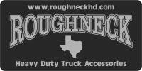 "Roughneck - Roughneck Bolt On Rail Full Angle 23"" Toolbox Cut Tie Rail 6.5' Long Bed (BHRTBSB-GMB)"