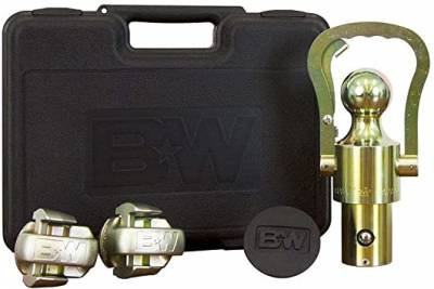 - B&W - B&W OEM BALL & SAFETY CHAIN (GNXA2062)