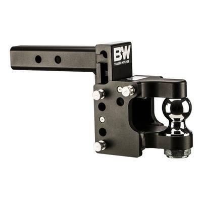 - B&W - B&W Tow & Stow Pintle Hitch (TS10056B)