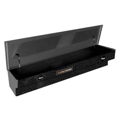 "Cam-Locker - Cam-Locker   60"" Side Mount  Box  Matte Black  (TB _SMB60_MB)"