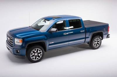RETRAX ONE MX          2007-2013  Chevy/GMC   1500  &  2007-2014  HD   6.5' Bed    (60432)