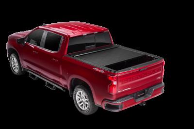 Roll-N-Lock A-Series Aluminum Retractable  Bed Cover   2014-2019Classic  Silverado/Sierra  1500 &  2015-2019 Silverado/Sierra HD 6.5' Bed  (BT221A)