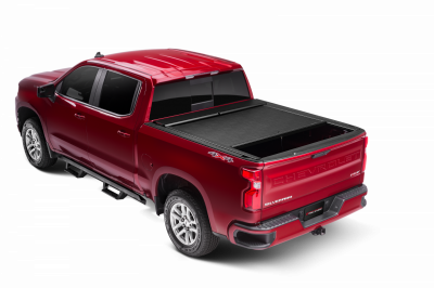 Roll-N-Lock A-Series Aluminum Retractable  Bed Cover   2014-2019Classic  Silverado/Sierra  1500 5.9' Bed (BT220A)