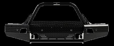 Ranch Hand Summit Bullnose Front Bumper - 2020+ Silverado HD  (BSC201BL1)
