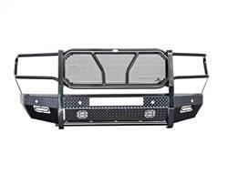 FRONTIER  Original Front Bumper  - NO Camera Cutout - Light Bar Compatible 2020 Silverado HD  (300-22-0008)