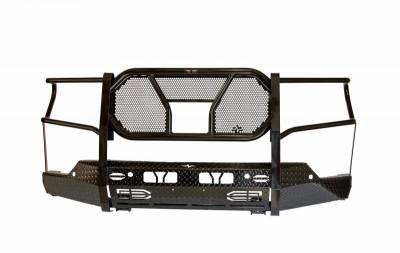 FRONTIER  Original Front Bumper w/ Camera Cutout - 2019+ GMC Sierra 1500  (300-31-9009)