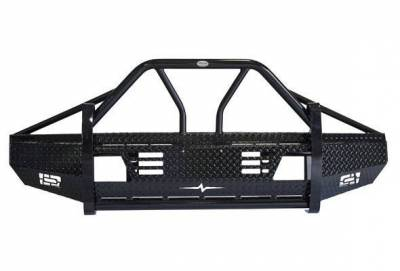 Front - Frontier Xtreme Front Bumper - Frontier Truck Gear - FRONTIER  Xtreme  Front Bumper - 2020 Super Duty   (600-12-0005)