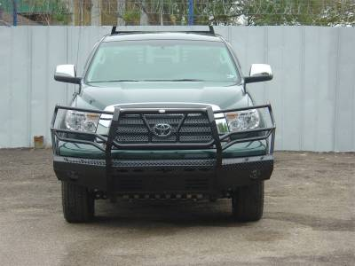 Frontier Original Front Bumper  2007-2013 Tundra (NO Limited) (300-60-7003)