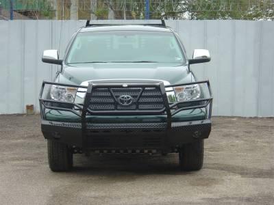 Frontier Original Front Bumper  2014-2017 Tundra (300-61-4003)