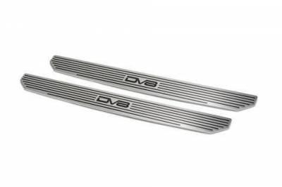 Misc. - DV8 Misc. Exterior - DV8 Offroad - DV8  Front Door Sill Plates  (Pair)    2018+ JEEP JL   ( D-JL-180014-SIL2 )