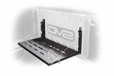 Misc. - DV8 Misc. Exterior - DV8 Offroad - DV8  Folding Trail Table 2007-2018 Wrangler JK   (TTJK-01)