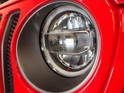 Misc. - DV8 Misc. Exterior - DV8 Offroad - DV8  LED Headlight Conversion     2018+  Jeep JL / Gladiator  (HLCJL-01)
