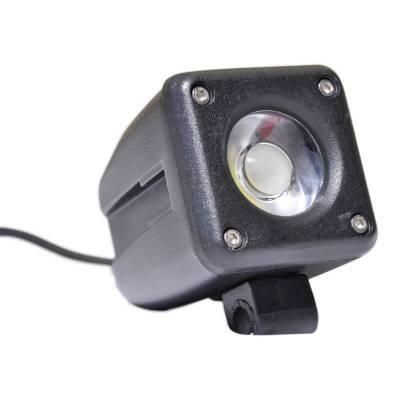 "DV8 - 2""  LEDSquare Off Road Light 10W Spot 10W  Black   (S2.1E10W10W)"