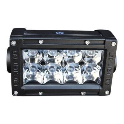 """DV8 - 5""""  LED   Light Bar   24W Flood/Spot   3W   Chrome   (B5CE24W3W)"""