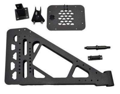 Misc. - DV8 Misc. Exterior - DV8 Offroad - DV8 - Add -on Tire Carrier   for RS-10 & RS-11   (TCSTTB-06)