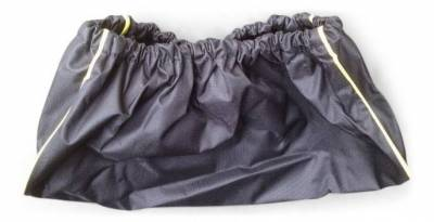Misc. - DV8 Misc. Exterior - DV8 Offroad - DV8 - Black Winch Cover   for  12K  Winch   (WC12B)