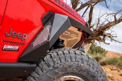 Misc. - DV8 Misc. Exterior - DV8 Offroad - DV8 - Armor Fenders  2018+ Jeep JL   ( FDJL-01)