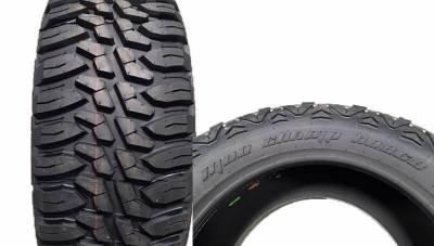 Misc. - DV8 Misc. Exterior - DV8 Offroad - DV8 - HAIDA Mud Champ Tire35X12.50R20 (T35X12.50R20HD)