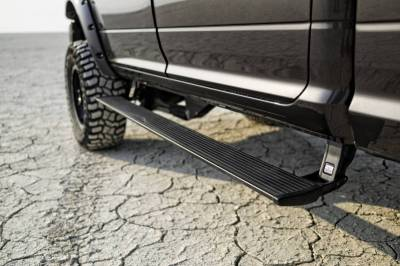 AMP Research - AMP  Powerstep   2013-2015   Ram 1500-3500   Standard/Extended/Crew Cab   Plug-n-Play   (76138-01A)