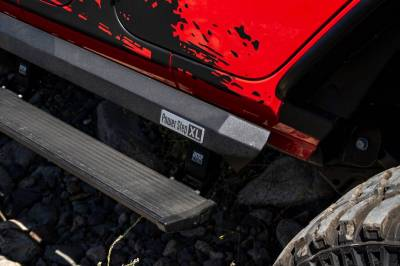 AMP  PowerStep  XL   2021+  F-150  Crew Cab Only    Plug-N-Play  (77152-01A)