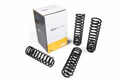 """Lifts - JKS Lifts - JKS - JKS  2007-2018 Wrangler JK 4Dr 2.5"""" Coil Box Kit  (JSPEC2250)"""