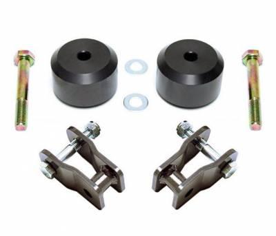 """Lifts - MaxTrac Lifts - MAXTRAC - MAXTRAC   Front Coil Spacers w/ Shock Extenders - 2"""" Lift Height 2005-2020 F250/F350 (MAXT-883720)"""